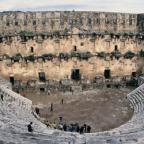Turkey Travel Antique Cities