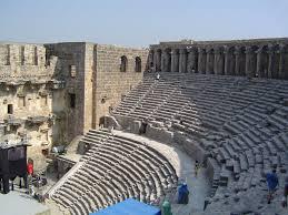 Aspendos-Antalya-Turkey