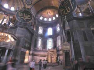 Ayasofya (Hagia Sophia) Istanbul Turkey