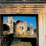 Kanlidivane Basilica - Mersin
