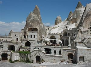 Nevşehir Cappadocia cafe