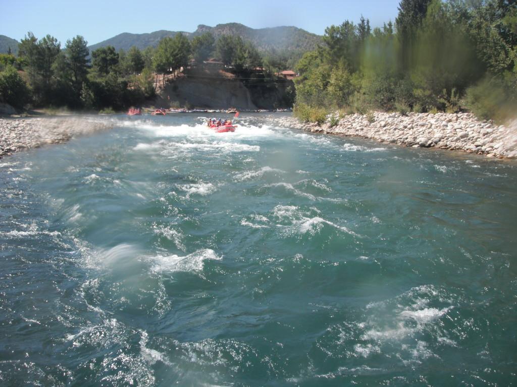 Rafting-Köprülü-Kanyon