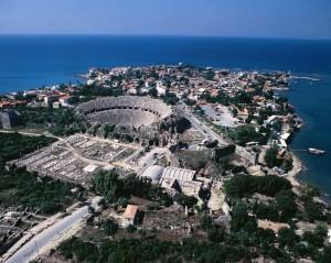 Side-manavgat-Antalya