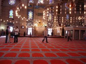 Suleymaniye Mosque-1