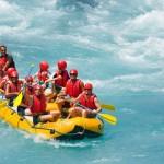 Turkey, Antalya rafting
