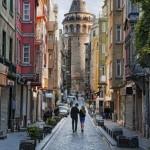 Turkey, Istanbul street