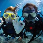 Turkey, Mediterranean diving