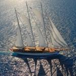 Turkey, Mugla,sail