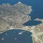 Cnide Datca Peninsula Aegean Sea