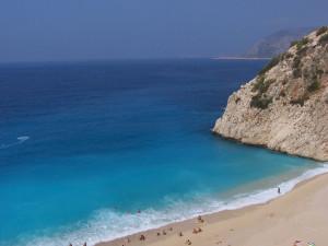 kas beach 2 300x225 Kas / Antalya